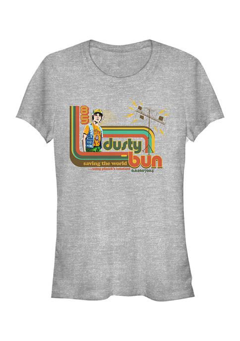 Juniors  Dusty Bun Graphic T-Shirt