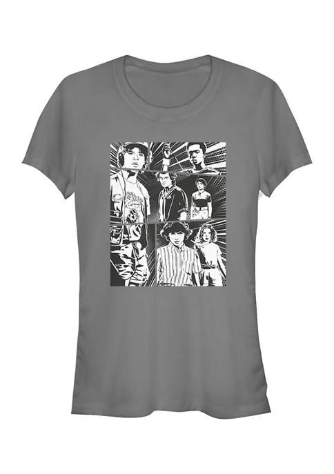 Juniors  Strange Stares T-Shirt