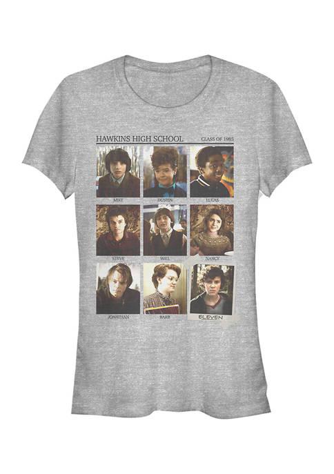 Juniors  Hawkins High T-Shirt