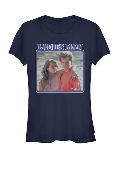Footloose McCormack Ladies Man Portrait Short Sleeve Graphic