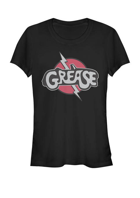 Grease Is The Word Lightning Car Logo Short