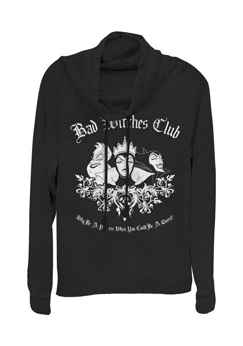 Juniors  Bad Witch Club Pullover Top