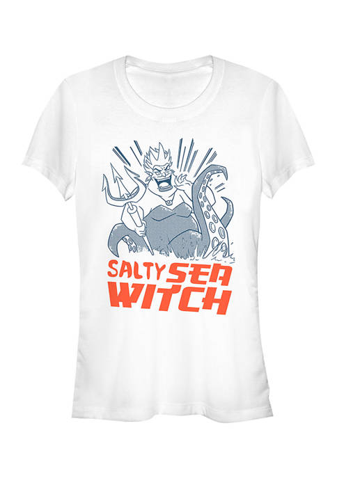 Disney Villains Juniors Anime Ursula T-Shirt