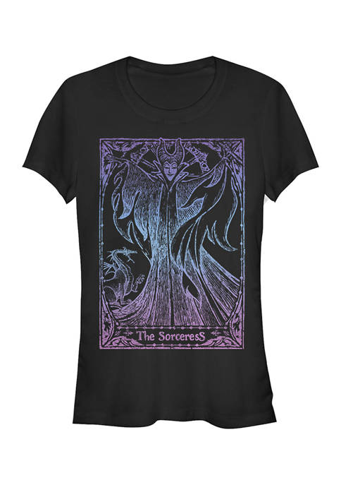 Disney Villains Juniors Sorceress T-Shirt