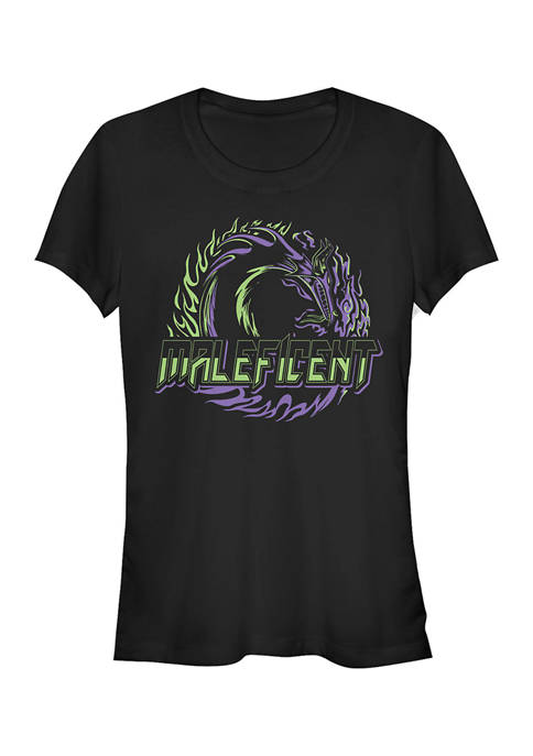 Juniors  RAVE MALEFICENT T-Shirt