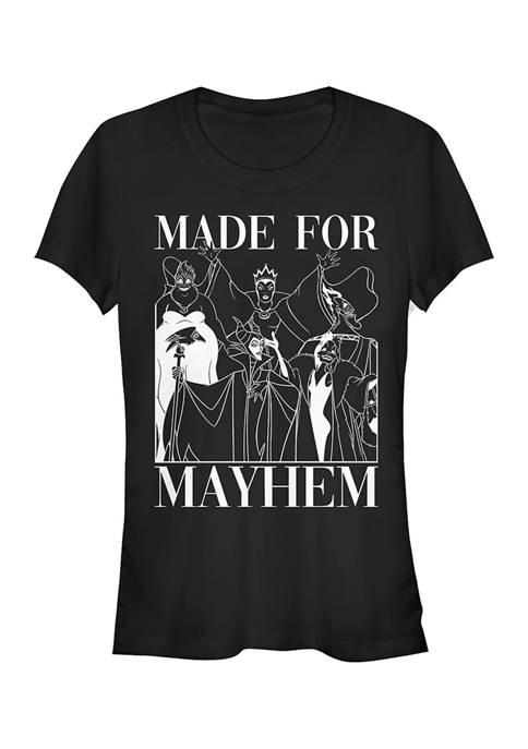 Juniors  Made For Mayhem T-Shirt