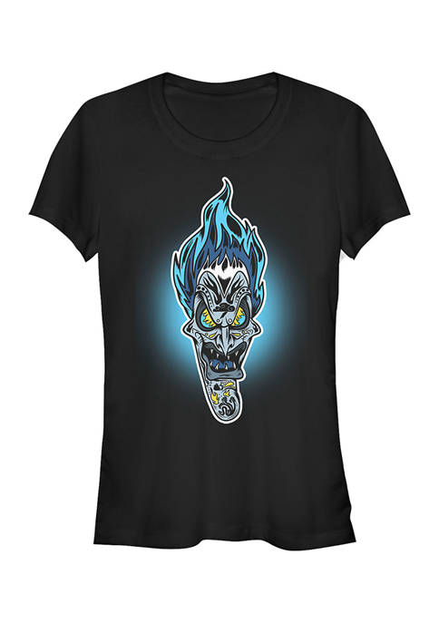 Juniors  Sugar Skull Hades T-Shirt