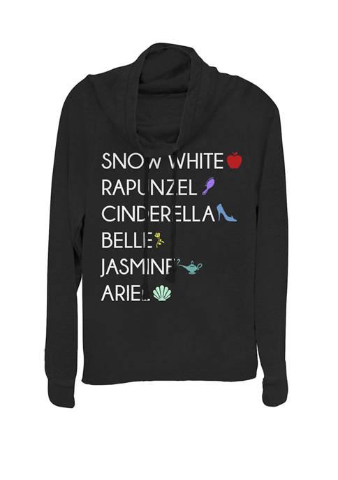 Disney® Snow White Rapunzel Cinderella Belle Jasmine Ariel