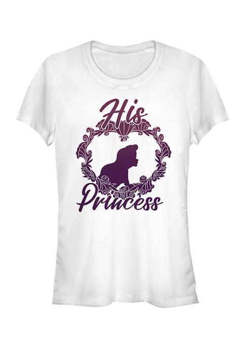 Juniors  His Princess T-Shirt