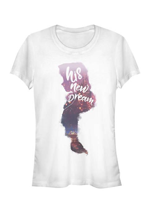 Juniors  Dream Rapunzel T-Shirt