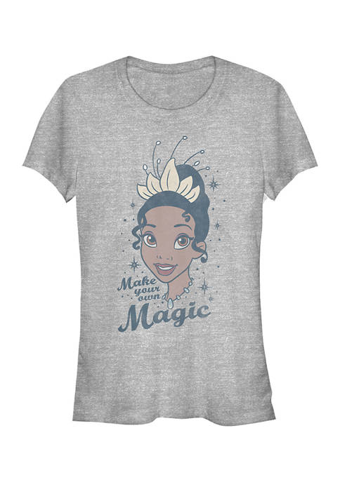 Disney Princess Juniors Make Magic Graphic T-Shirt