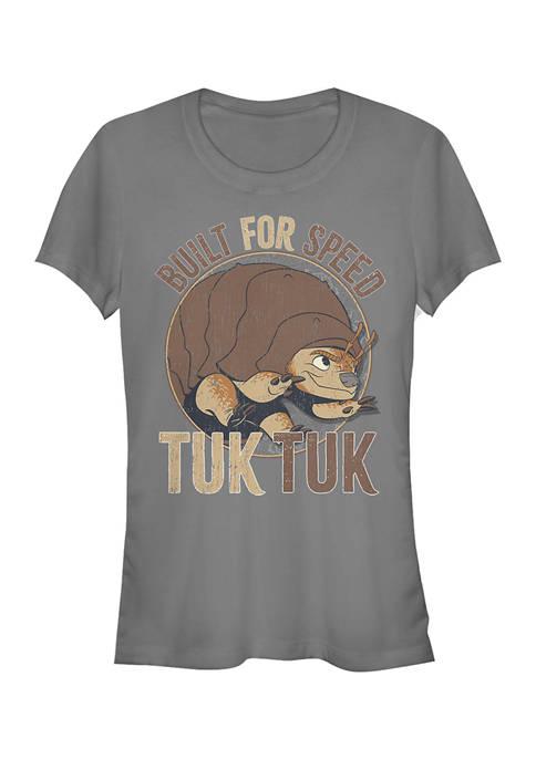 Juniors Speed Tuk Tuk Graphic T-Shirt
