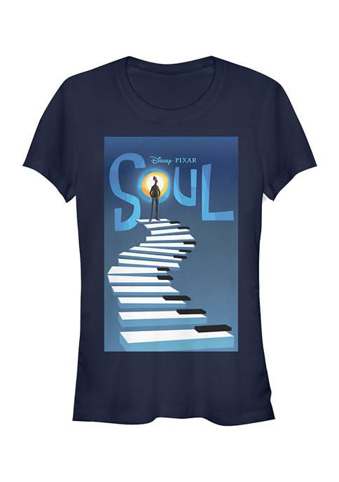 Juniors Soul Poster T-Shirt