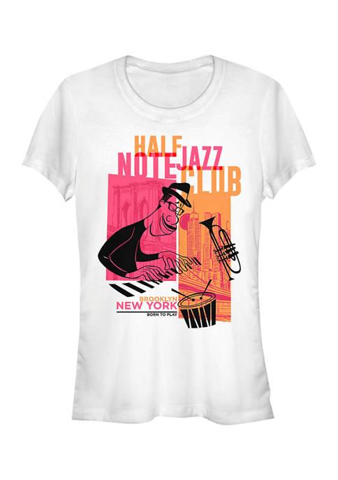 Soul Juniors Brooklyn Jazz Graphic Top