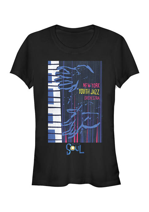 Juniors Youth Jazz Orchestra Graphic Top