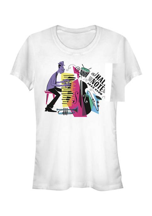 Soul Juniors Half Note Jazz Club Badge Graphic