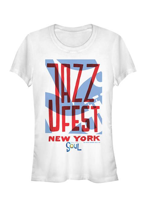 Juniors Jazz Fest Graphic Top