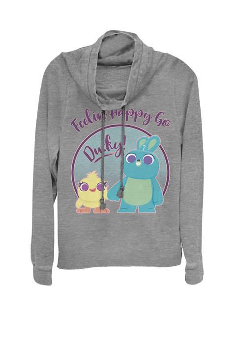 Disney® Pixar™ Ducky and Bunny Feeling Happy Go