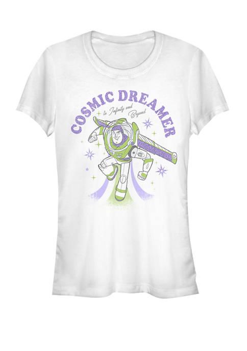 Toy Story Buzz Lightyear Cosmic Dreamer Short Sleeve