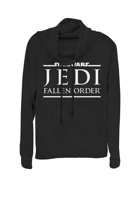 Star Wars® Jedi Fallen Order Game Logo C4