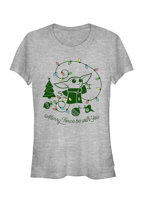 Juniors Merry Force T-Shirt