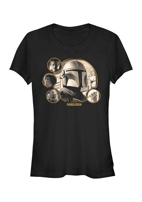 Juniors MandoMon Epi Mando Graphic T-Shirt