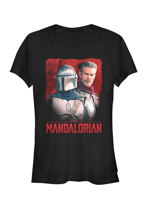 Star Wars The Mandalorian Juniors Mando and Cobb