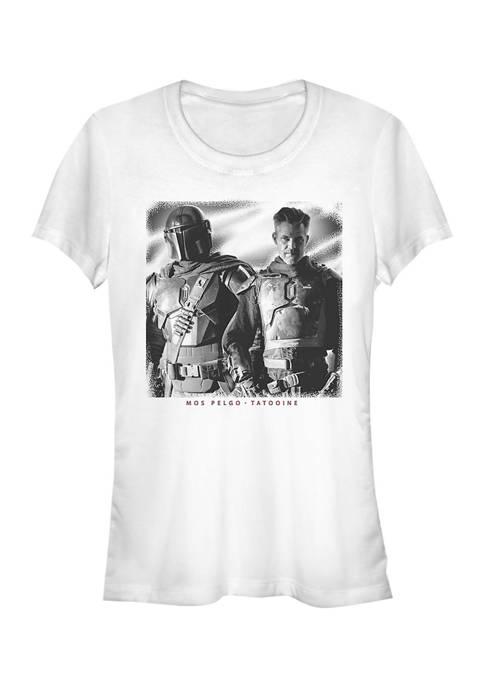 Juniors Heroes Graphic T-Shirt