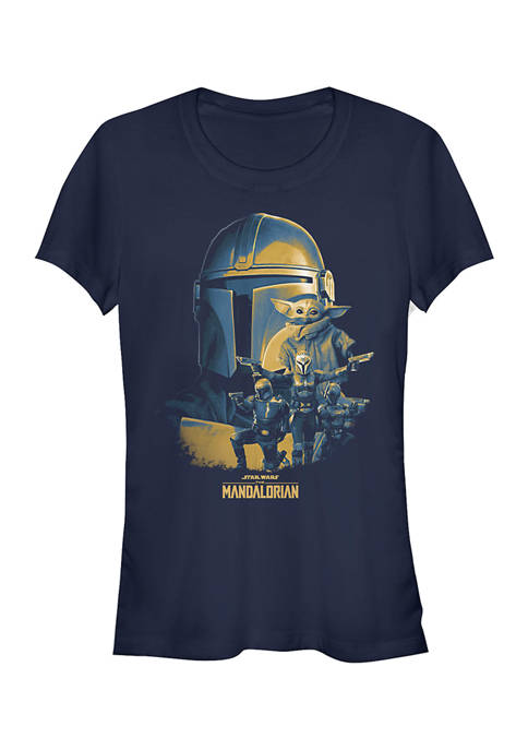 Juniors MandoMon Epi3 Forever Graphic T-Shirt