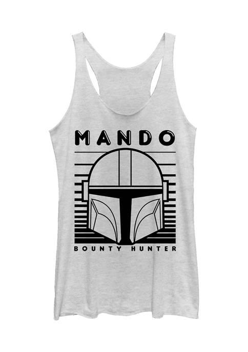 Star Wars The Mandalorian Juniors Mando One Color
