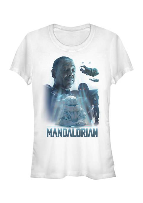Juniors  MandoMon Epi6 This Wont Hurt Graphic T-Shirt