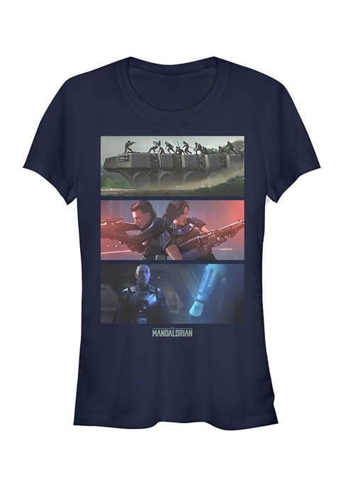 Juniors MandoMon Epi6 Playtime Graphic T-Shirt