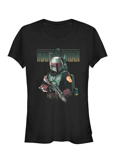 Juniors MandoMon Epi6 Shoot Out Graphic T-Shirt
