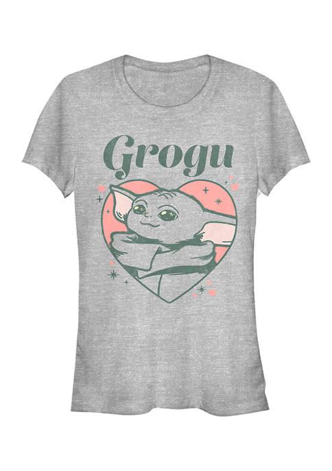 Juniors  GROGU HEART T-Shirt