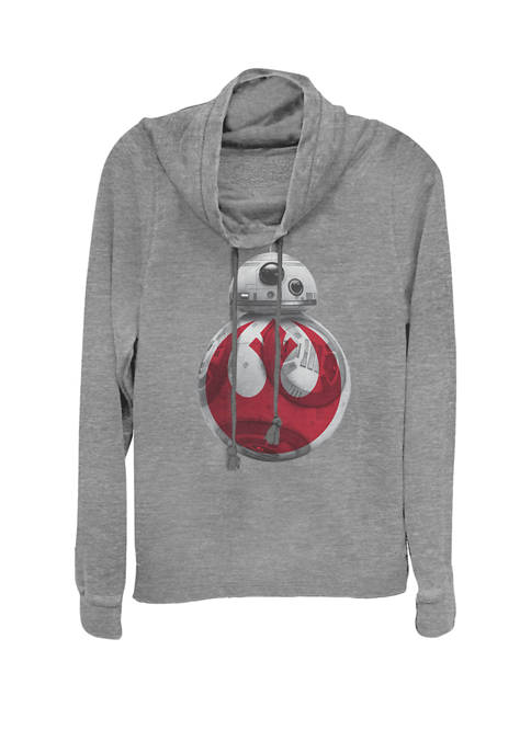 Star Wars® Red Rebel Logo On BB8 Portrait