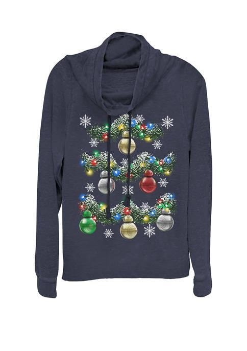 Star Wars® Juniors Christmas BB-8 Holiday Garland Cowl