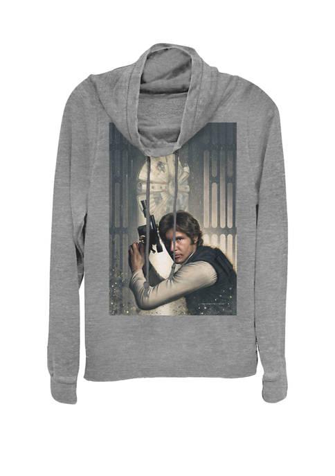 Star Wars® Han Solo Millennium Falcon Stance Cowl