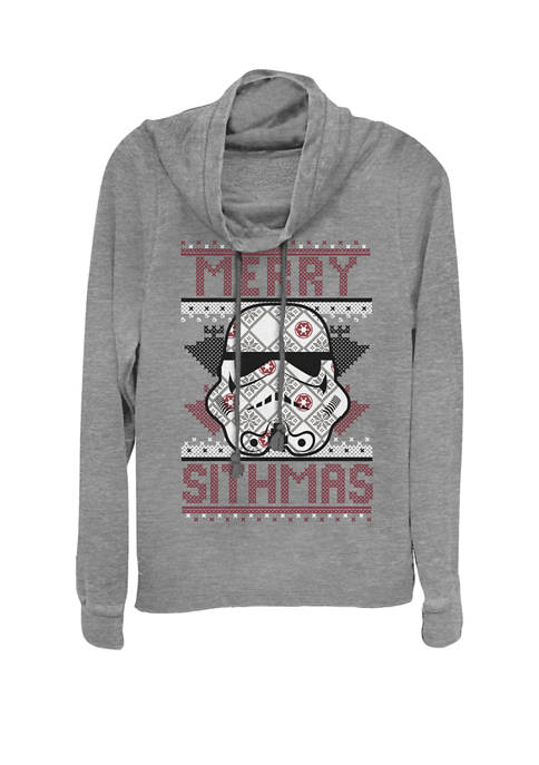 Star Wars® Christmas Stormtrooper Merry Sithmas Holiday Sweater