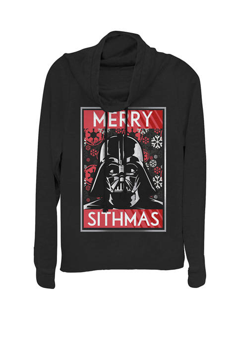 Star Wars® Christmas Darth Vader Merry Sithmas Poster