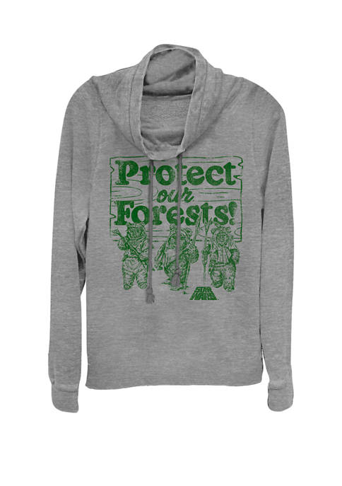 Star Wars® Ewoks Protect Our Forests Camp Graphic