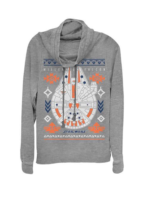 Star Wars® Falcon Aztec Pattern Tribal Tile Cowl