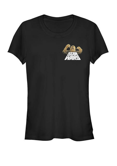 Star Wars® Chewie Strong Left Pocket Short Sleeve