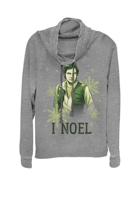 Star Wars® Han Solo I Noel Christmas Snowflakes