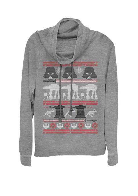 Star Wars® Darth Vader Hoth Battle Ugly Sweater
