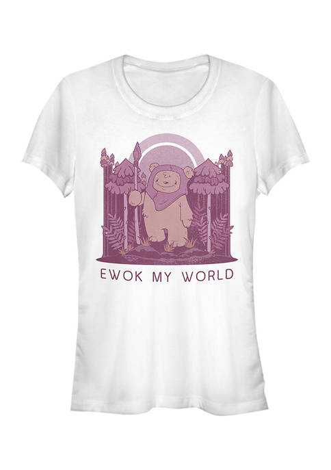 Star Wars Juniors Ewok My World T-Shirt