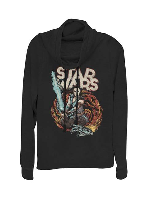 Star Wars® Rise Of Skywalker Rey Galaxy Swirl