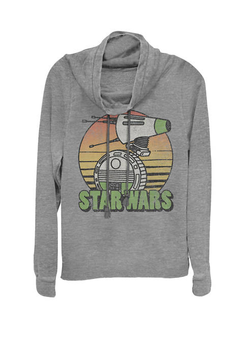 Star Wars® Retro D-O Droid Sunset Cowl Neck