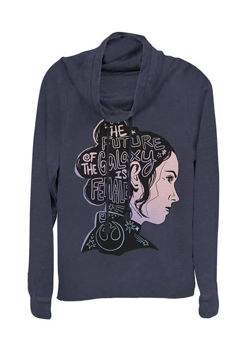 Star Wars® Juniors Female Future Silhouette Graphic Pullover