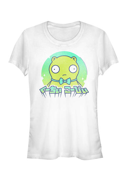 Juniors Kuchi Kopi Kanji T-Shirt