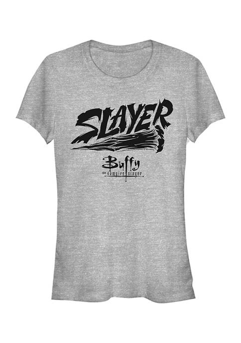 Buffy the Vampire Slayer Juniors Slayer Stake Graphic